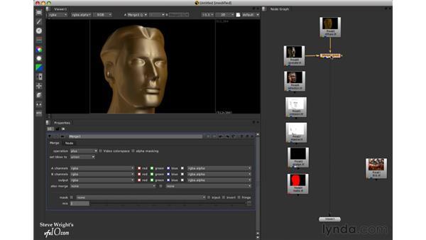Compositing CGI: Nuke 5 Essential Training
