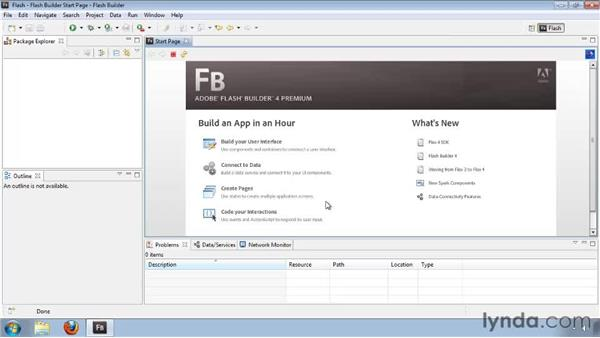 Importing and exporting FXP files: Flash Builder 4 and Flex 4 New Features