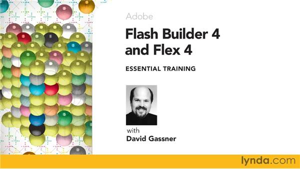 Goodbye: Flash Builder 4 and Flex 4 Essential Training