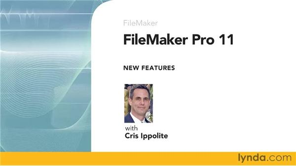 Goodbye: FileMaker Pro 11 New Features
