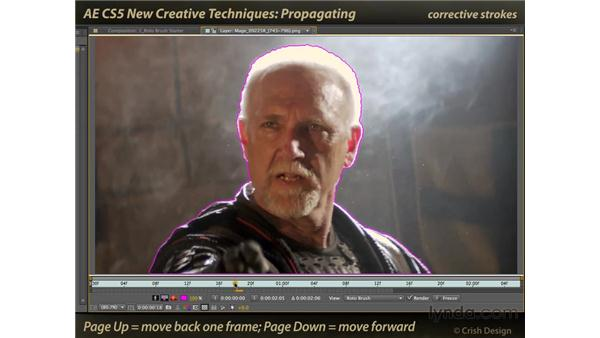 Propagating the base: After Effects CS5 New Creative Techniques