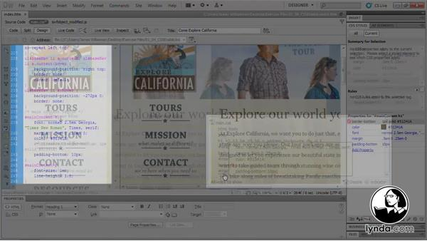Welcome: Dreamweaver CS5 New Features