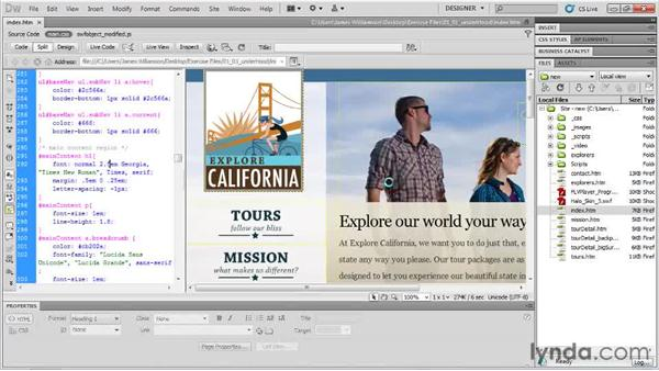 "What's new ""under the hood""?: Dreamweaver CS5 New Features"