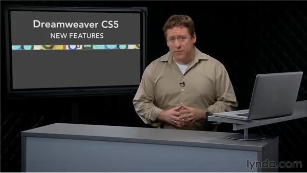Goodbye: Dreamweaver CS5 New Features