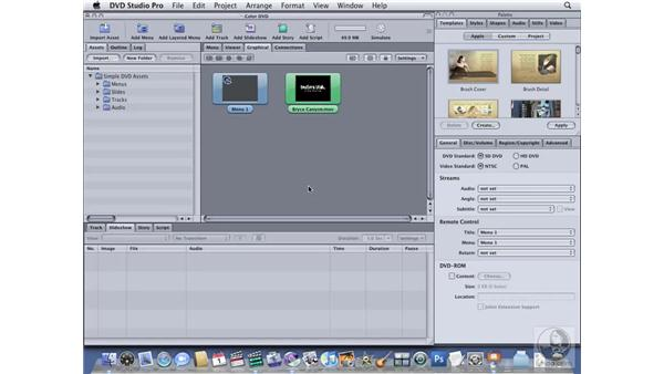 Working across Mac and Windows platforms: Encore CS5 New Features