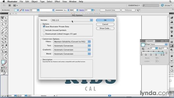 Working with Illustrator and Flash: Flash Professional CS5 New Features