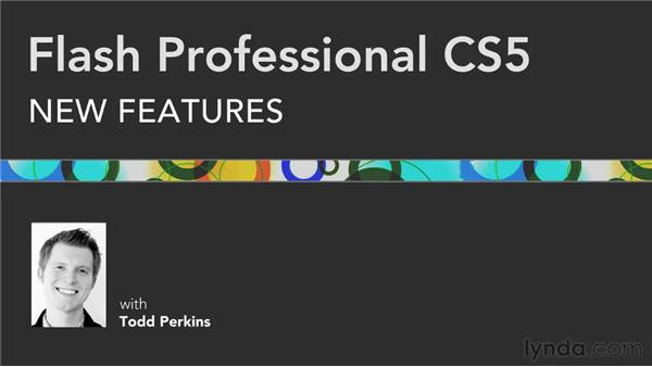Goodbye: Flash Professional CS5 New Features