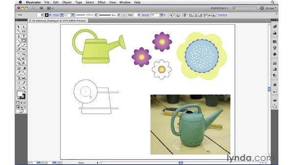 Creating complex art easily with the Shape Builder tool: Illustrator CS5 New Features
