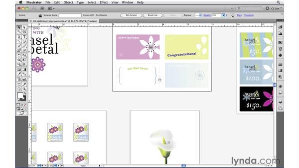 Using new paste commands: Illustrator CS5 New Features