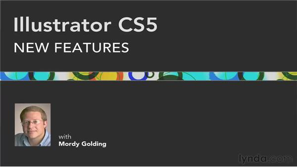 Goodbye: Illustrator CS5 New Features
