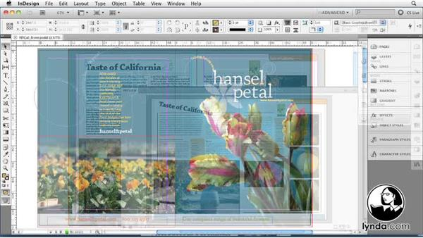 Welcome: InDesign CS5 New Features