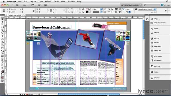 Using the new Preview panel: InDesign CS5 New Features
