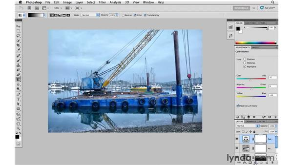 Getting creative with HDR Pro: Photoshop and Bridge CS5 for Photographers New Features