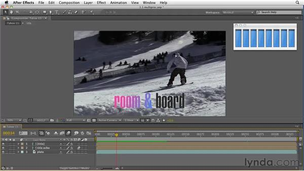 Rendering multiple frames simultaneously: After Effects CS5 New Features