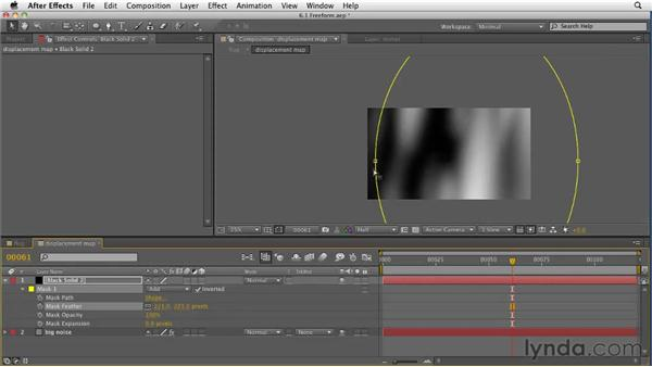 Warping an image in 3D with FreeForm AE: After Effects CS5 New Features