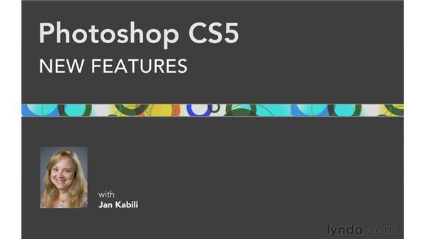 Goodbye: Photoshop CS5 New Features