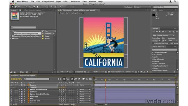 Animation basics: After Effects CS5 Essential Training
