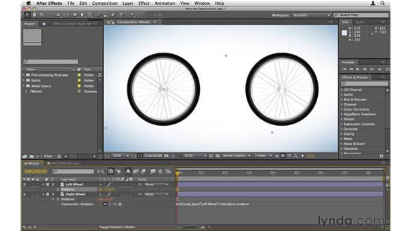 What are expressions?: After Effects CS5 Essential Training
