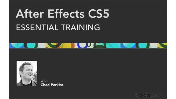Goodbye: After Effects CS5 Essential Training