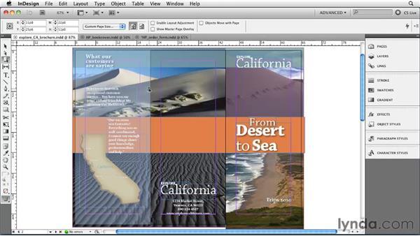: InDesign CS5 Essential Training