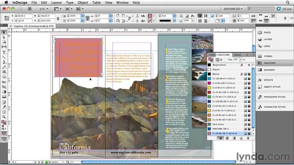 : InDesign CS5 Essential Training