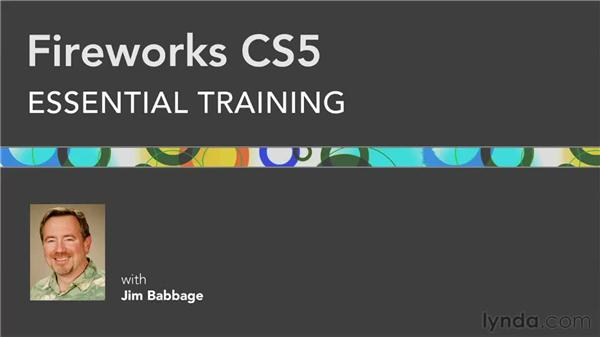 : Fireworks CS5 Essential Training