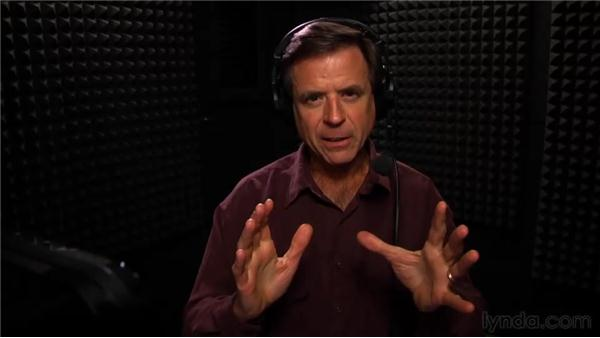 Understanding multitrack concepts: Soundbooth CS5 Essential Training