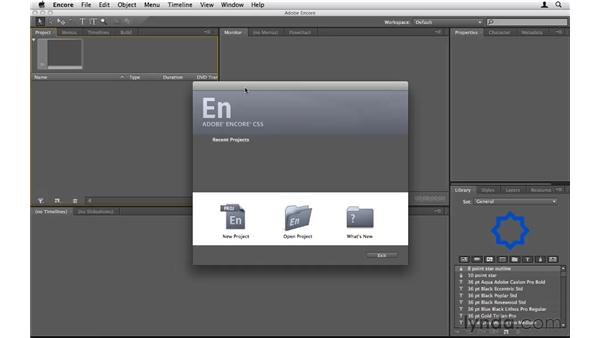 Examining the other apps that come with Premiere: Premiere Pro CS5 Essential Training
