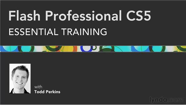 Goodbye: Flash Professional CS5 Essential Training