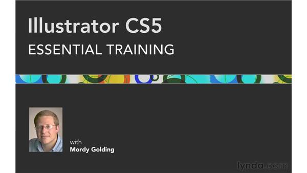Goodbye: Illustrator CS5 Essential Training