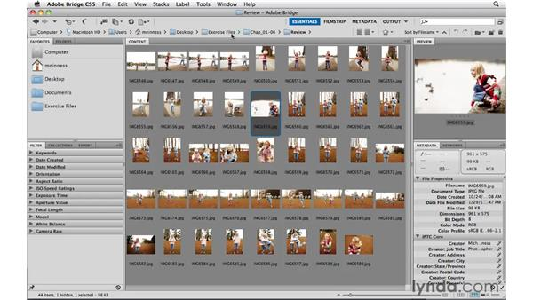 What is Adobe Bridge?: Photoshop CS5 Essential Training