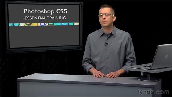 Goodbye: Photoshop CS5 Essential Training