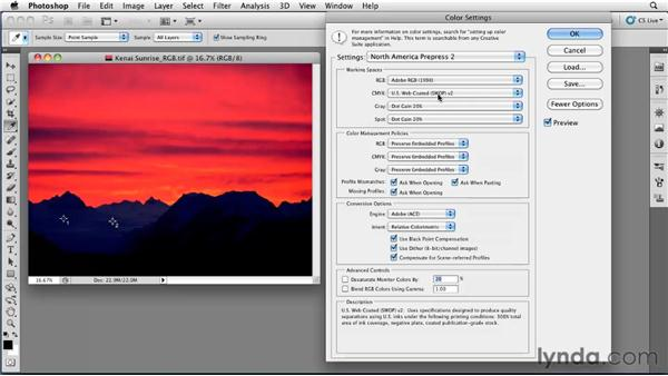 Soft proofing: Photoshop CS5: Prepress and Printing