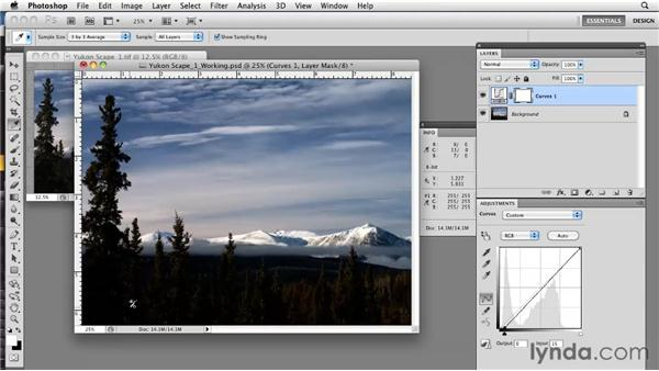 Setting highlights and shadows: Photoshop CS5: Prepress and Printing