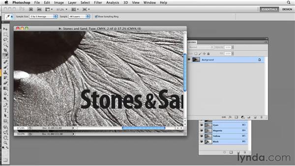 Printing fonts and file formats: Photoshop CS5: Prepress and Printing