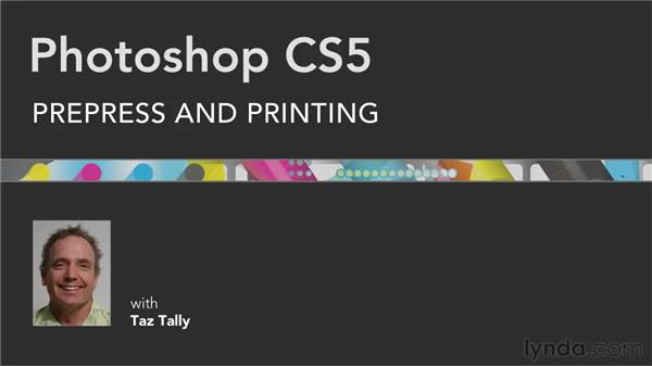 Goodbye: Photoshop CS5: Prepress and Printing