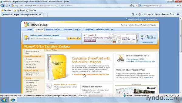 Understanding SharePoint and SharePoint Designer: SharePoint Designer 2007: Branding SharePoint Sites