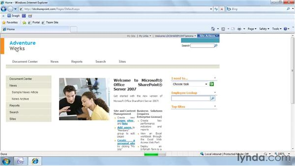 Switching master pages: SharePoint Designer 2007: Branding SharePoint Sites