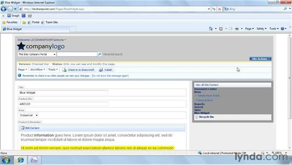 Controlling approval workflow: SharePoint Designer 2007: Branding SharePoint Sites