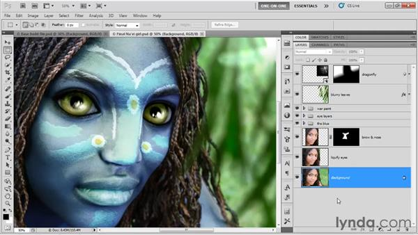 The power of Photoshop: Photoshop CS5 One-on-One: Fundamentals