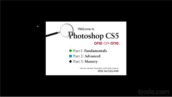 Changing the pasteboard color: Photoshop CS5 One-on-One: Fundamentals