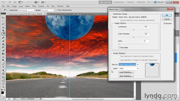 Invert and Match Colors: Photoshop CS5 One-on-One: Fundamentals