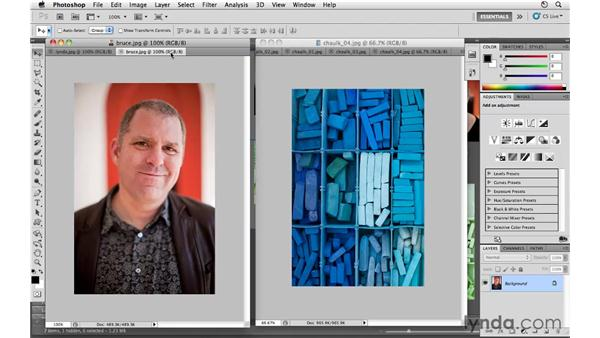 Combining multiple images: Photoshop CS5 for Photographers