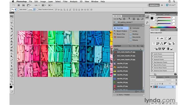 Creating custom keyboard shortcuts: Photoshop CS5 for Photographers