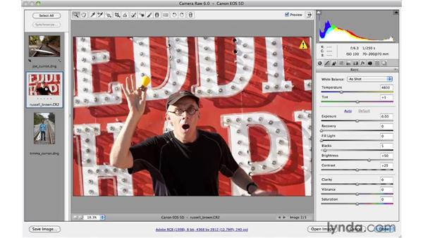 Crop and compose: Photoshop CS5 for Photographers