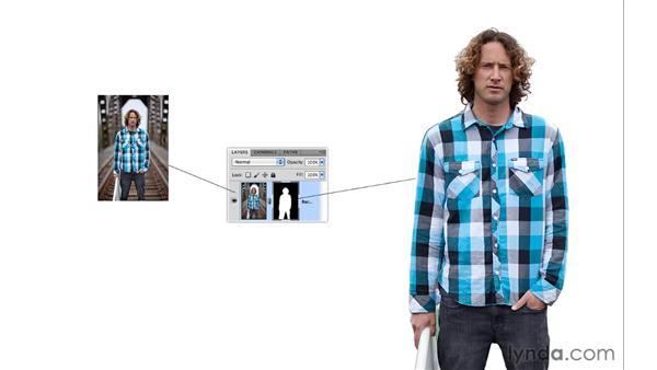 Masking defined: Photoshop CS5 for Photographers