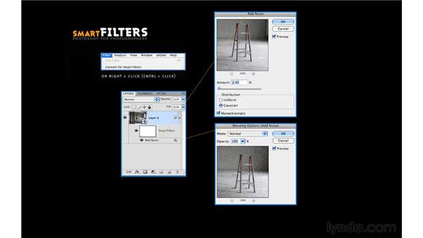 Introducing Smart Filters: Photoshop CS5 for Photographers