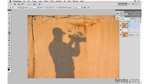 Healing and patching: Photoshop CS5 for Photographers