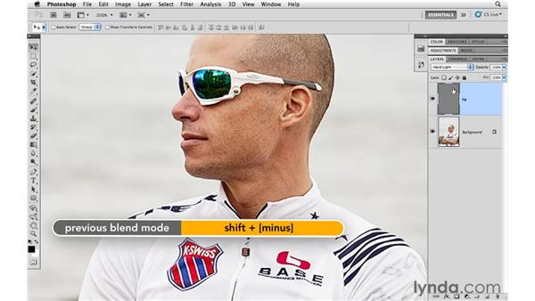 High Pass sharpening an image: Photoshop CS5 for Photographers