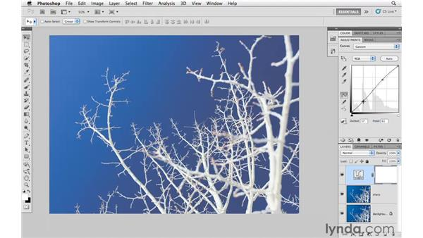 Using Soft Proof to preview the print: Photoshop CS5 for Photographers